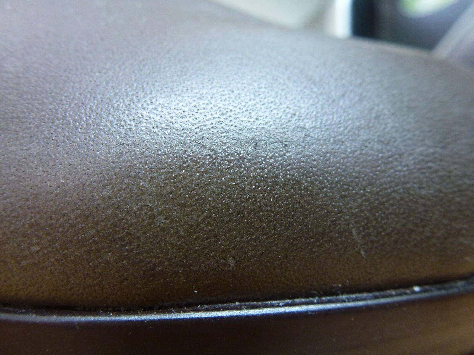 MANAS Leder Asymmetric Top Block Heel Ankle Stiefel  Größe 7/40 BNWT  Stiefel Taupe db8338