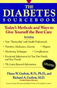 The-Diabetes-Sourcebook-by-Diana-W-Guthrie-Richard-A-Guthrie