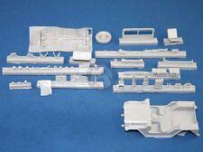 Tank Workshop 1/48 M151A2 Jeep 1/4-Ton 4x4 Utility Truck (Full Resin kit) 48055