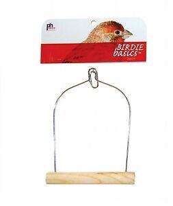 Prevue-Pet-Products-Birdie-Basics-5in-X-7in-Wood-Swing