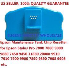 Epson Maintenance Tank Chip Resetter 7910 7900 9900 7890 9890 7908 9908 11880