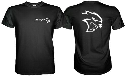 Dodge SRT Hellcat Logo T-Shirt Size S M L XL 2XL 3XL