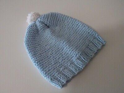 Estremamente Cappellino neonato 0-3 mesi: 100% morbido cotone fatto a mano XK24