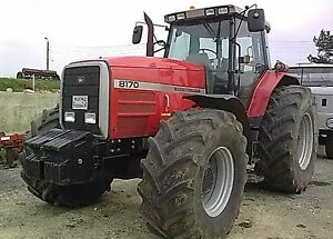 massey ferguson mf 8170 tractor parts manual ebay rh ebay co uk Massey Ferguson 1433 Specs Massey Ferguson Service Manual
