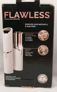 New-FLAWLESS-Painless-Facial-Face-Body-Hair-Remover