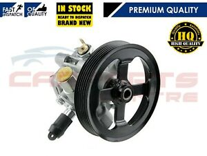 FOR-DODGE-NITRO-2-8CRDI-2008-POWER-STEERING-PUMP-PULLEY-BRAND-NEW