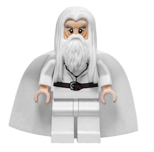 G3 Gandalf il Bianco Lotr Nuovo in Blister Custom Figures Gashapon LEGO