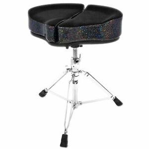 Ahead Spinal-G Drum Throne Round Black SPG-ARTB