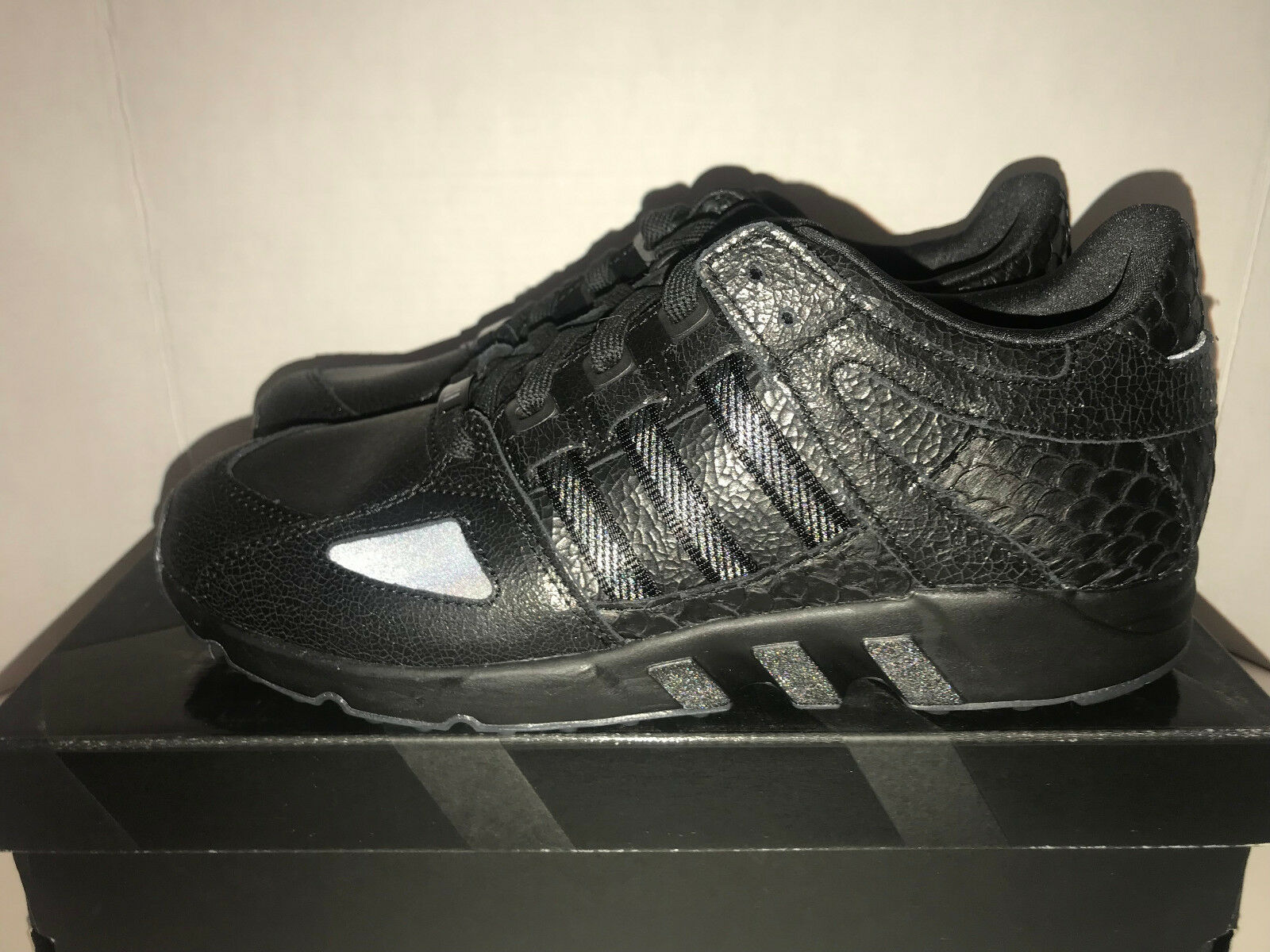 7ade3f5fd7508 adidas X Pusha T EQT Running Guidance Aq7433 Black Market King Push ...