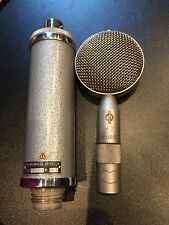 Neumann CMV563 M7 Capsule U47 Tube Vintage Original Perfect with PSU all cables