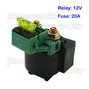 12v 20a starter solenoid relay for chinese 200cc 250cc. Black Bedroom Furniture Sets. Home Design Ideas