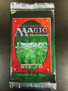MTG-HOMELANDS-Booster-Pack-x-1