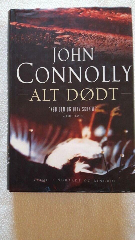 Alt dødt, John Connolly, genre: krimi og spænding