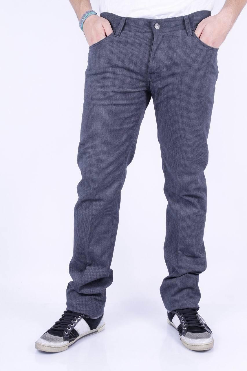 Pantaloni Daniele Alessandrini Trouser STRETCH men grey P4610L1903106 1111