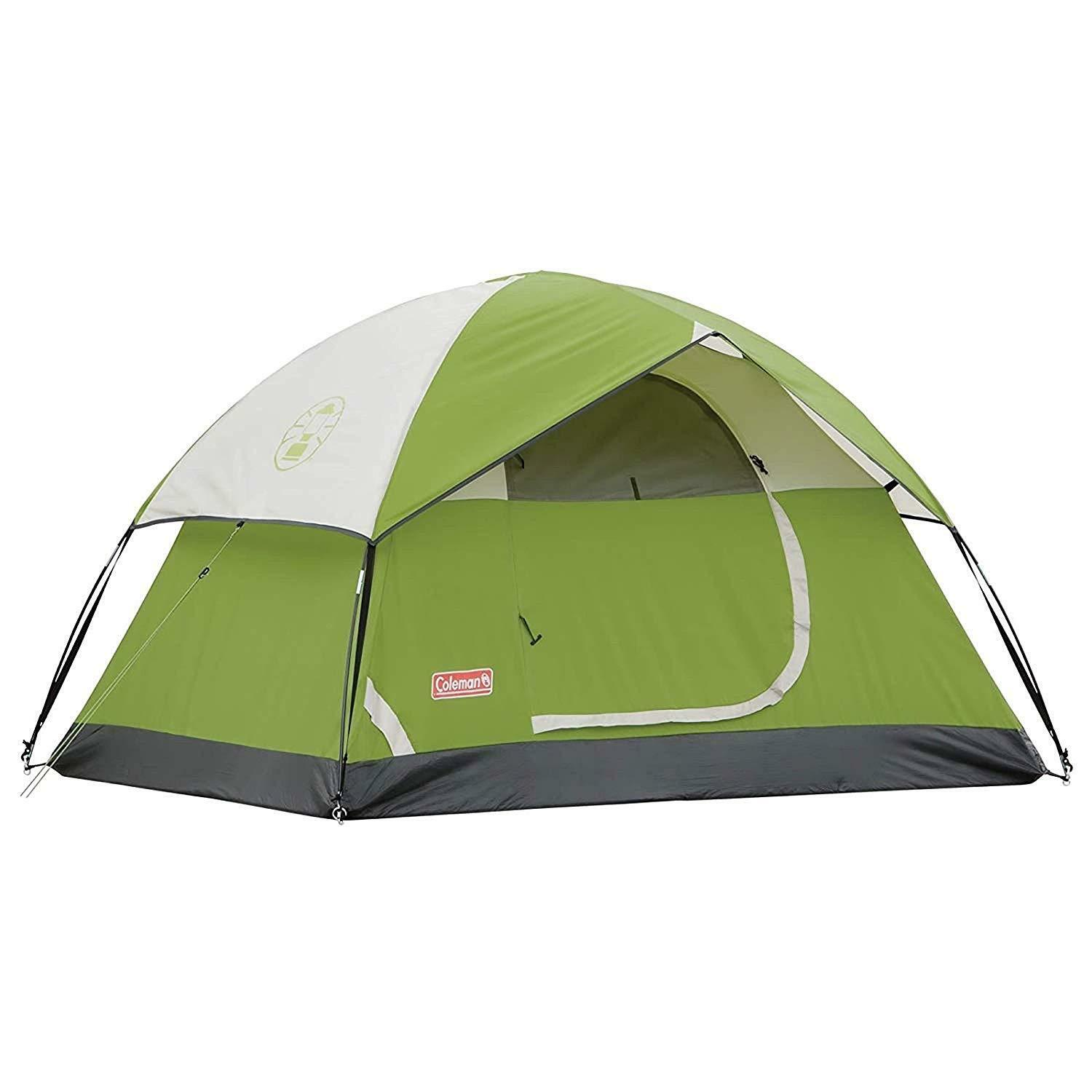 Camping Tent Dome Patented  Welded floors Spacious Easy Setup w  Rain Predection  sale online