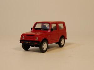 AOSHIMA 1//64 SUBARU SAMBAR model car Plastic Materia