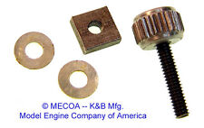 COX ENGINE .049 crankshaft removal & installation tool