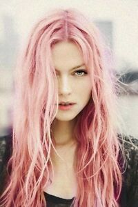 Image Is Loading Pravana Chromasilk Pastels Pretty In Pink New Amp