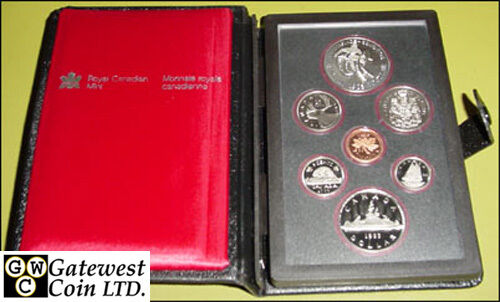 1983 Proof Double Dollar Set (10125)