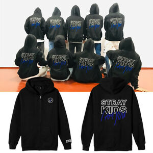 KPOP-Stray-Kids-New-Album-I-AM-YOU-Zipper-Hoodie-Coat-Pullover-Sweatshirt-Jacket