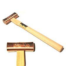 Japanese Engraved Bronze Gennou Hammer 375g SUBRSQENG