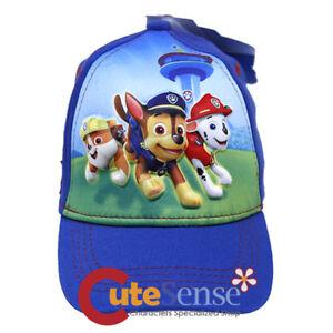 a5926072bf3 Paw Patrol Kids Hat Adjustable Baseball 3D Pop Caps Marshall Chase ...