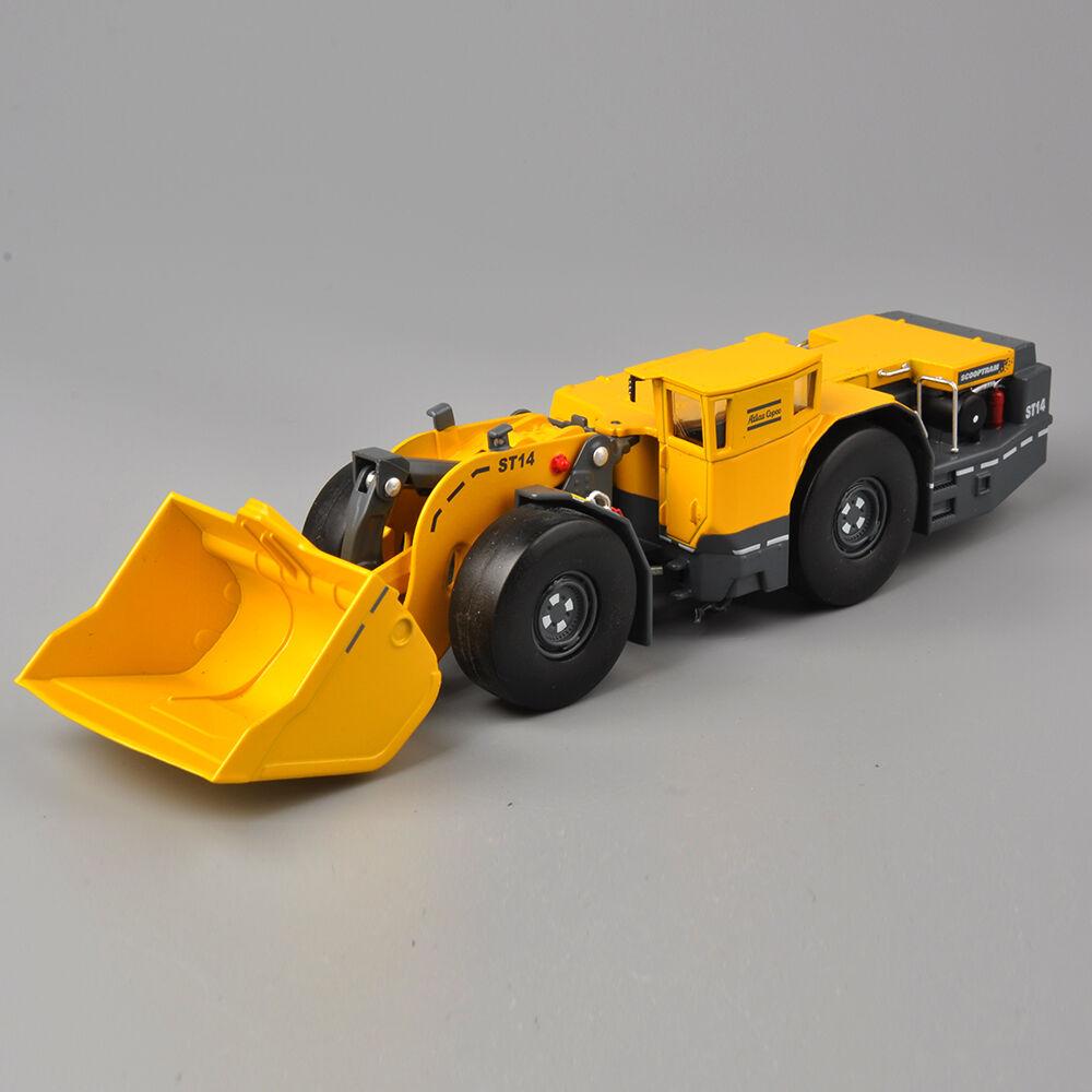 Tienda de moda y compras online. Atlas Copco ST14 Scooptram 1 1 1 50TH Vehículos en Miniatura Modelo de Cochegador subterráneo  envio rapido a ti