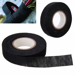 19mmx 15M Adhesive Cloth Fabric Tape Cable Looms Wiring Harness For Car Auto    eBayeBay