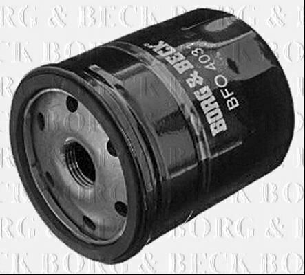 BORG /& BECK OIL FILTER FOR FORD FOCUS CONVERTIBLE 2.0 107KW