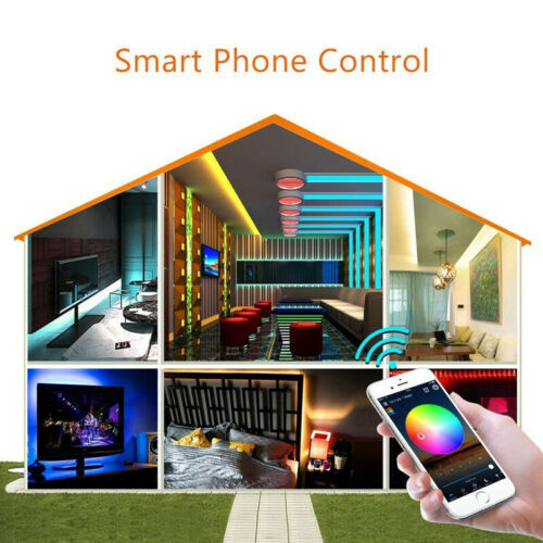 WIFI LED RGB Fernbedienung Controller für WS2811 2812 2801 2813 Sk6812 IC LED