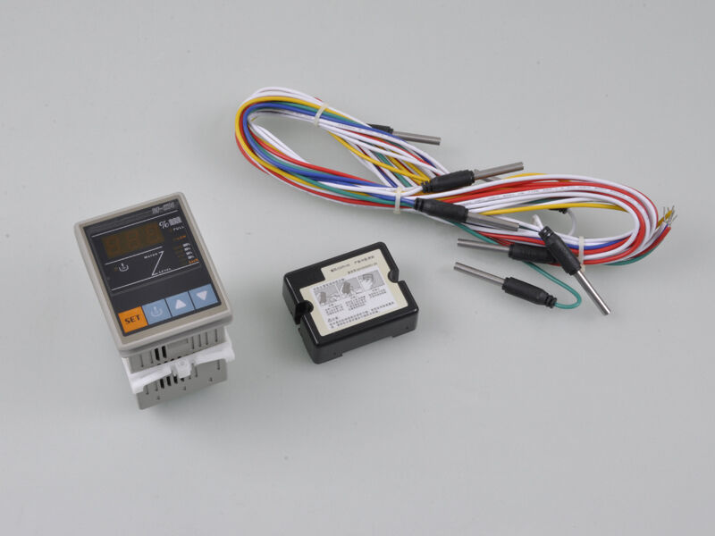 GLF LED Display AC90-250V 2W Adjustable Water Level Controller Pinboard Shield
