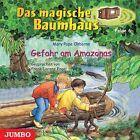 Das magische Baumhaus 06. Gefahr am Amazonas. CD von Mary Pope Osborne (2005)