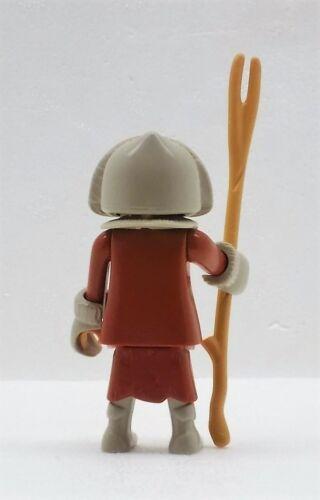 ESKIMO FRAU INUIT PLAYMOBIL Canadian Native zu Arktis Pelz Speer Iglu Kajak 1948
