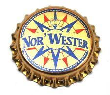 Nor'Wester Brewing Birra Produzione di Tappo Bottiglia USA Soda