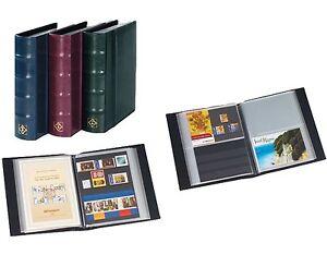 Postkarten-Album-mit-50-Huellen-fuer-100-Postkarten-in-blau-clpk