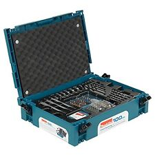 Makita B-45303 Interlocking Accessory Kit (100-Piece)