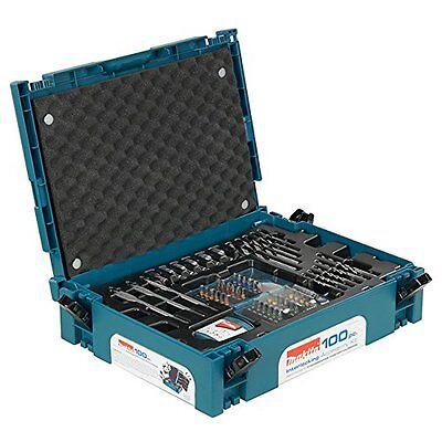 Makita B-45303 Interlocking Accessory Kit (100-Piece)