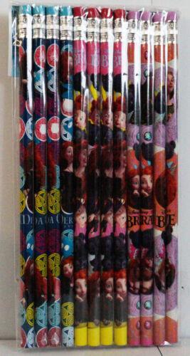Disney Brave Merida 1 Pack of 12 Pencil Party Favor