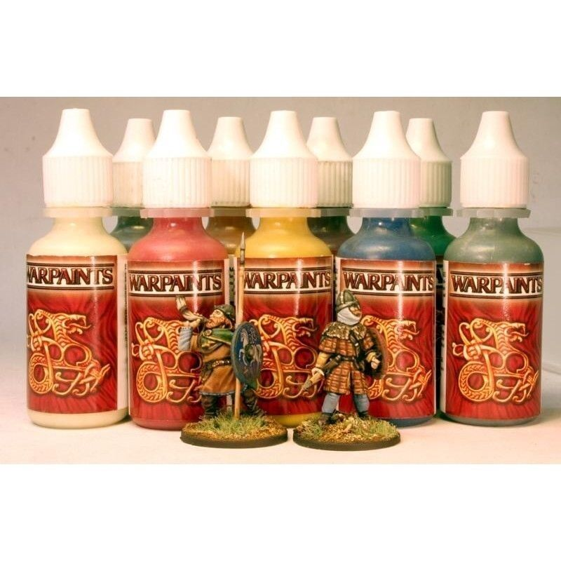Gripping Beast - SAGA - Dark Ages Warpaint Set (10)