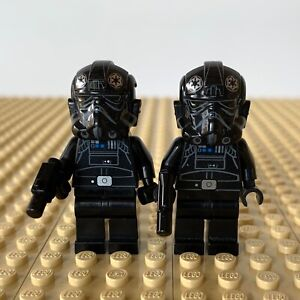 LEGO® Star Wars Rebels Tie Fighter Pilot Minifigure 75106 Imperial Carrier Black