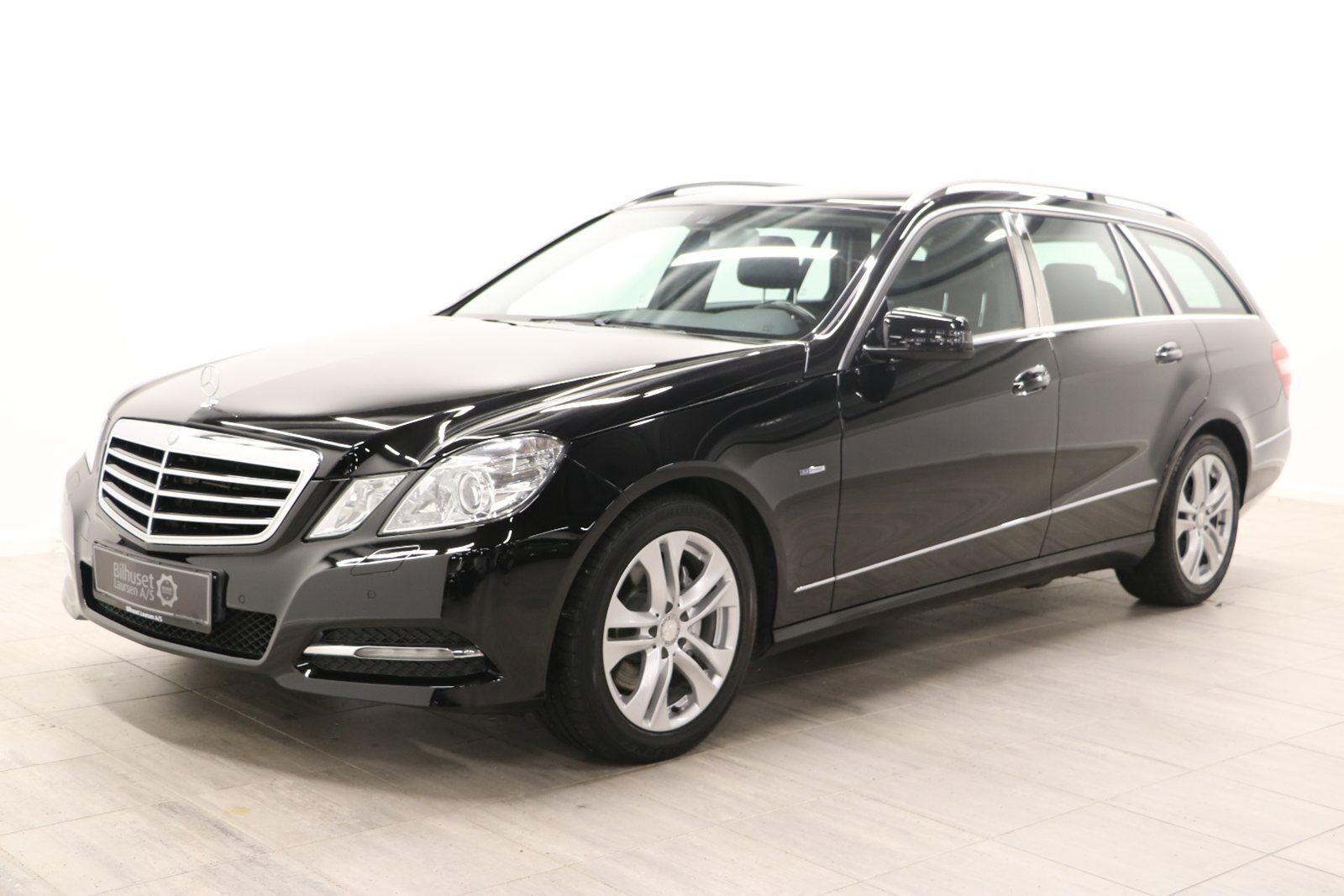 Mercedes E350 3,0 CDi Avantgarde stc. aut. BE 5d - 349.900 kr.