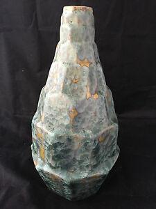 Ceramique-Vase-Irisee-Art-Deco-Iridescent-ceramic-1930-Travail-Francais