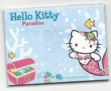 Sanrio Hello Kitty Sticky Notes Hawaii Mermaid 30 Sheets