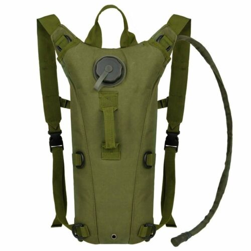 Water Bladder Bag Camelback Pack 3L Hydration Hiking Camping Cycling Backpack