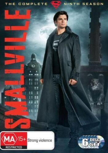 1 of 1 - SMALLVILLE : SEASON 9 : NEW DVD