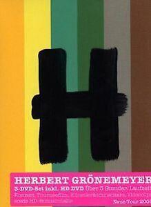 Herbert Grönemeyer - 12 Live (2 DVDs + HD DVD) von Anton ... | DVD | Zustand gut
