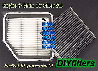 AF5798 OEM Quality Engine Air Filter for NEW LEXUS GS350 GS430 IS250 IS350 @/_@