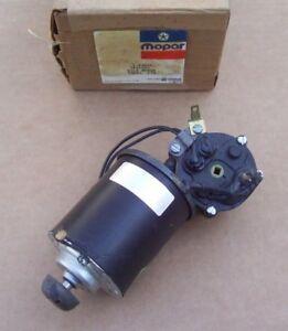 1972-1973-Dodge-Monaco-Hidden-Headlamp-MOTOR-NOS-MoPar-3431692