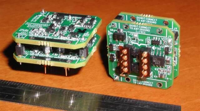 Sonic Imagery Labs 994Enh-Ticha DUAL Discrete OpAmp DIP8 performance upgrade