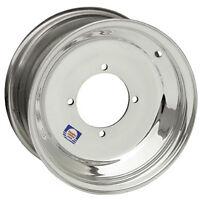 (2) 8x8 Rims Wheels Rear Aluminum Yamaha Blaster 4 Wheeler / Tri Z 3 Wheeler
